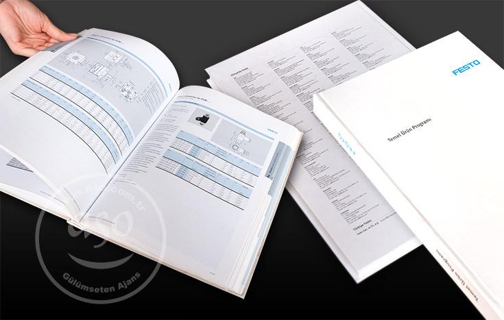 Katalog Tasarımı Festo