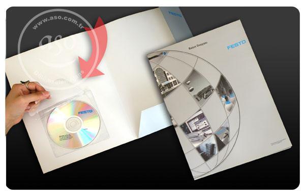 dosya katalog ve broşürler için kendinden yapışkanlı (çıkartma-sticker) cd-dvd zarfı