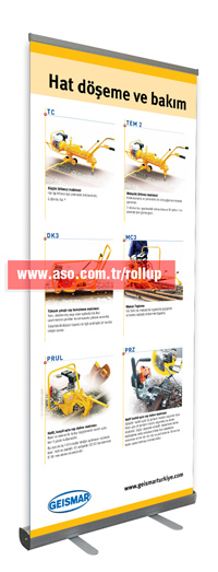 roll up banner stand, rollup fuar standı, rollup, rolap