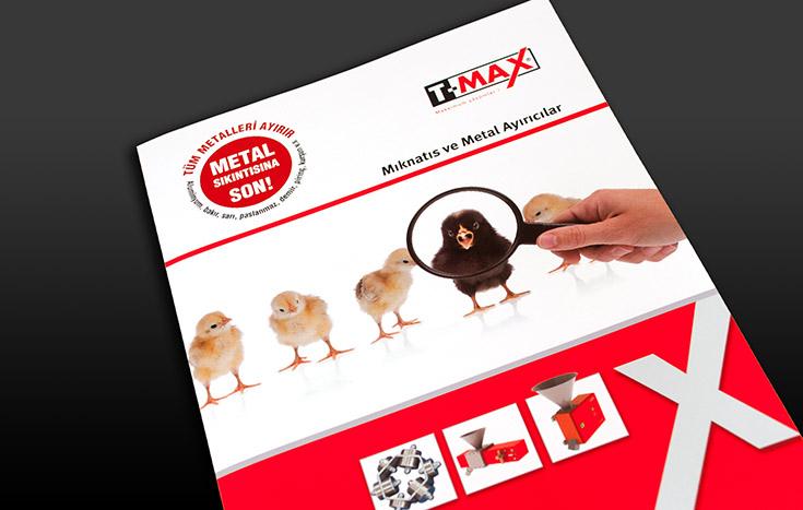 Broşür Tasarımı tmax